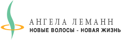 Haartransplantation Haarverpflanzung Logo